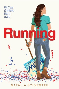 Running , book cover