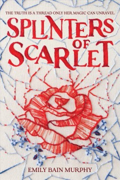 Splinters of Scarlet, book cover