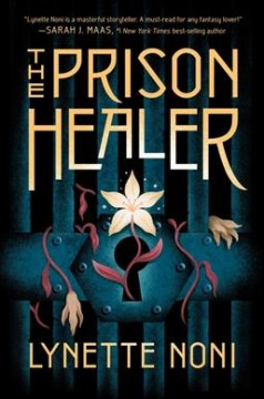 The Prison Healer, book cover