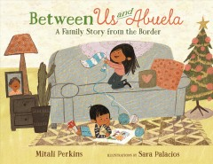 Between Us and Abuela, book cover