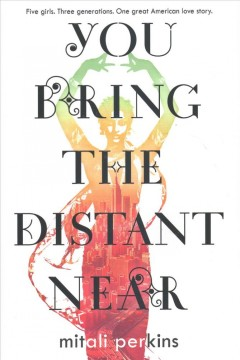 You Bring the Distant Near, book cover