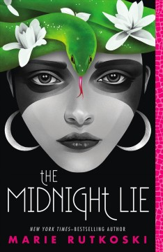 The Midnight Lie, book cover