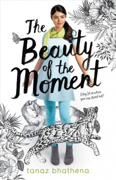 The Beauty of the Moment, book cover
