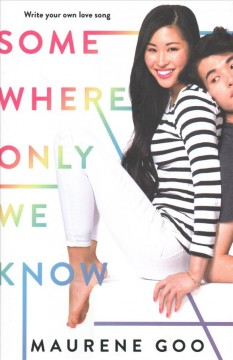 Somewhere Only We Know, portada del libro