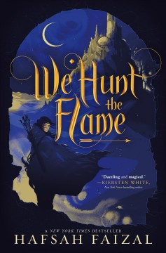 We Hunt the Flame, book cover