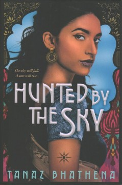 Hunted by the Sky, book cover