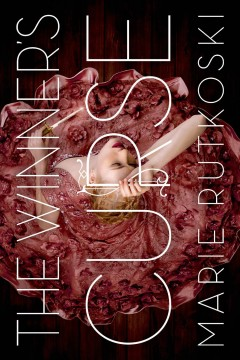 La maldición del ganador, portada del libro