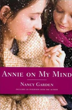 Annie On My Mind, book cover