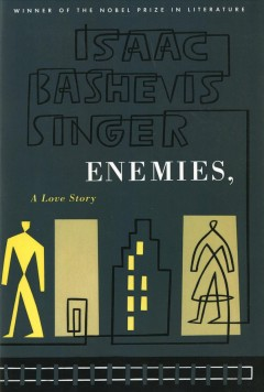 Enemies, A Love Story, book cover