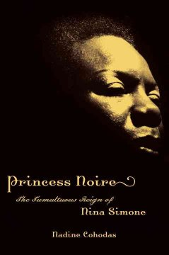 Princess Noire, book cover