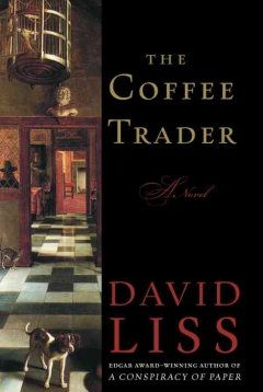 The Coffee Trader, book cover