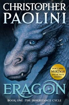Eragon, book cover