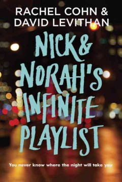 Nick & Norah's Infinite Playlist, book cover