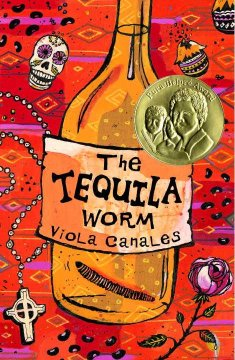 The Tequila Worm, book cover