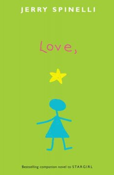 Love, Stargirl, book cover