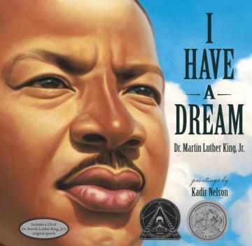 Tengo un sueño, portada del libro