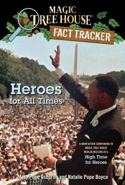 Heroes for All Times, portada del libro
