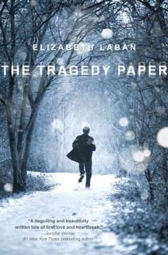 The Tragedy Paper, portada del libro
