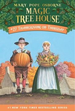 Thanksgiving on Thursday, book cover