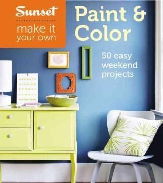 Pintura y color, portada del libro
