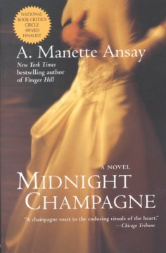 Midnight champagne : a novel / A. Manette Ansay