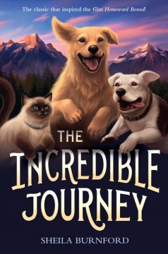 Incredible Journey , book cover