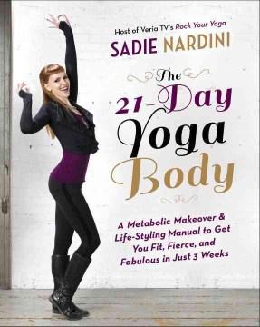 The 21 Day Yoga Body, portada del libro