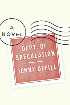 Dept. of speculation / Jenny Offill.