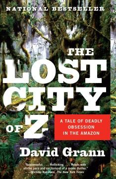 Lost City of Z – David Crann