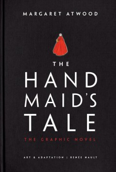 The Handmaid's Tale, book cover