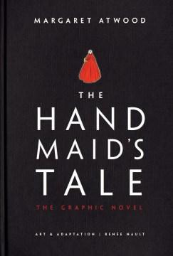 The Handmaid's Tale, portada del libro