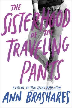 The Sisterhood of the Traveling Pants, book cover