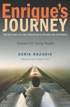 Enrique's Journey, book cover