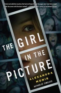La chica de la foto, portada del libro.