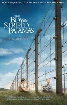 The Boy in the Striped Pajamas, book cover