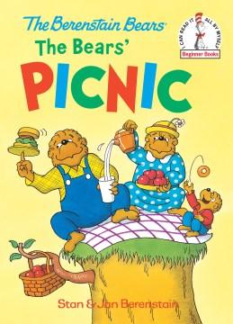 Picnic de los osos, portada del libro