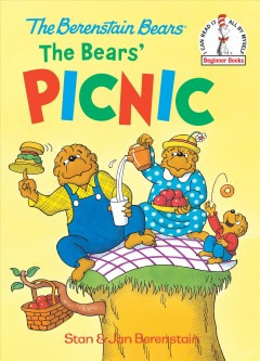 The Bears' Picnic, book cover