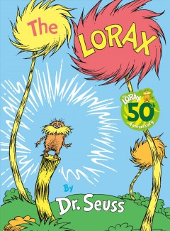 The Lorax, book cover