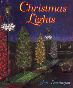 Christmas Lights, book cover
