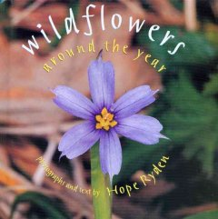 Wildflowers Around the Year, book cover