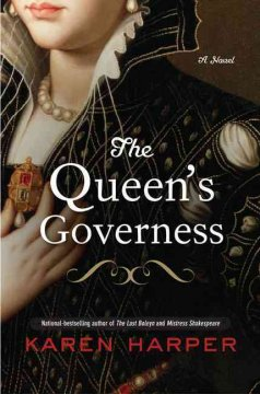 The Queen's Governess, book cover