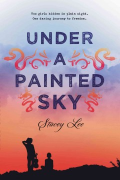 Under A Painted Sky, book cover