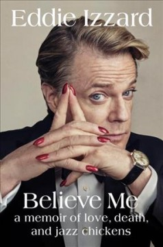 Believe Me, book cover