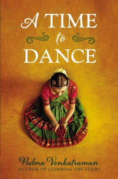 A Time to Dance, book cover