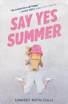 Say Yes Summer, book cover