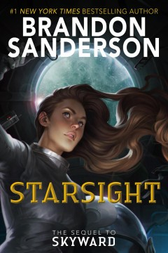 Starsight, book cover