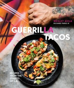 Guerrilla Tacos, book cover