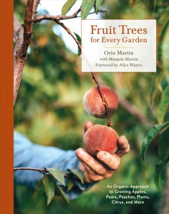 Fruit Trees for Every Garden, book cover