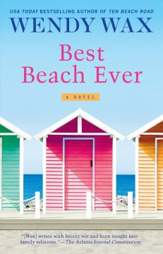 Best Beach Ever, by Wendy Wax