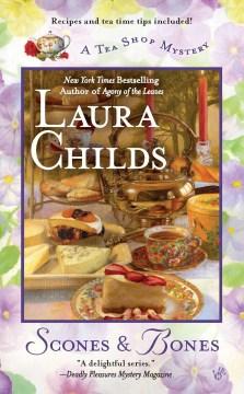 Scones & bones / Laura Childs.